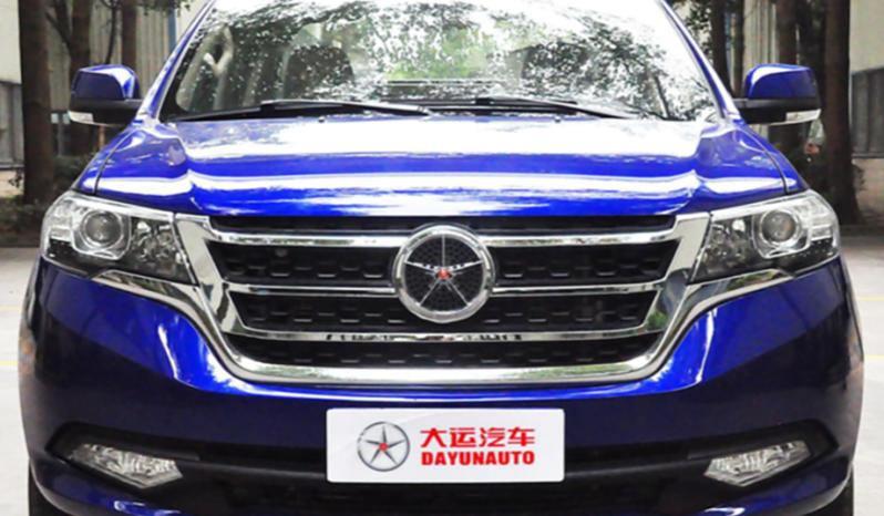 Camioneta Dayun 4×4 Gasolina lleno