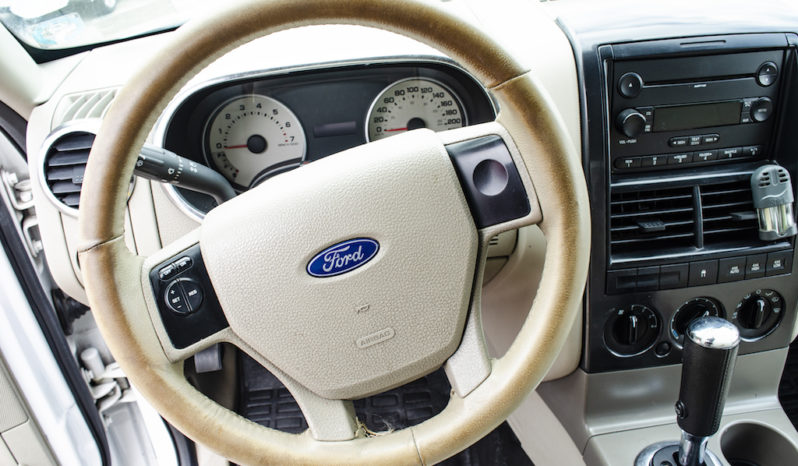 Ford Sport Track lleno