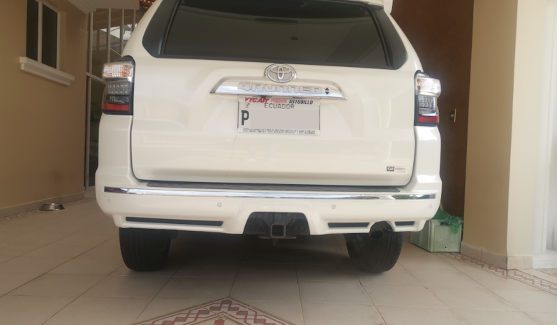 Toyota 4Runner Limited lleno