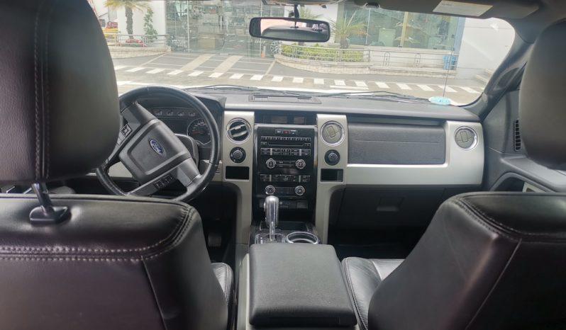 Ford F150 BLANCA lleno