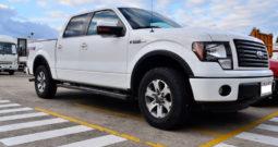 Ford F150 BLANCA